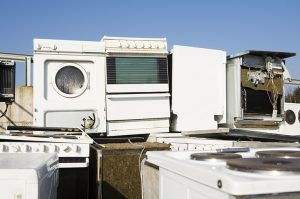 Used appliances recycling Vertice Industries